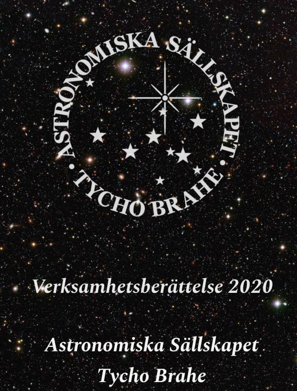 2020 års verksamhetsberättelse
